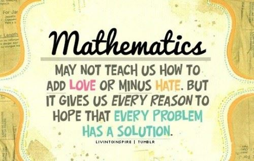 Math_saying